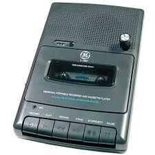 Nostalgia - reproductor de casette