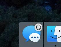 Watch OS 2 - Handoff, icono de mensaje