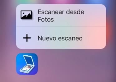 3D Touch - Escaner Pro
